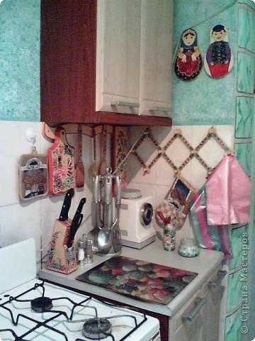 Роспись стен в кухне фото 4