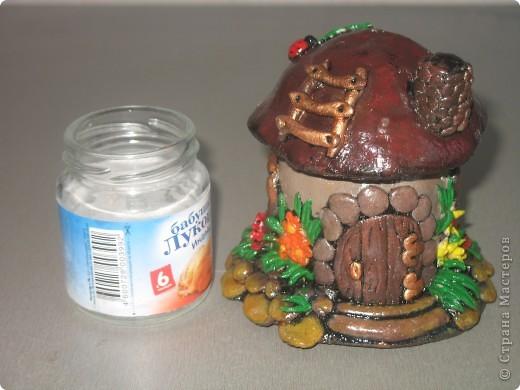 Вот такой грибок-теремок получился))) фото 4