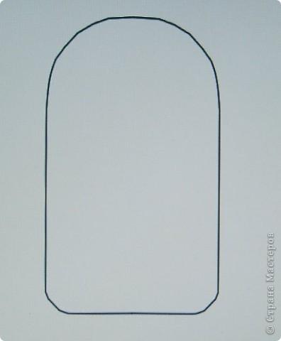 Московский Кремль Для работы Вам потребуется: 4 листа плотной белой бумаги (ватман, бумага для акварели) размера 13,5 х 17,5 см для внутренней части книги-тоннеля, 2 листа цветного картона  того же размера для обложки (синего цвета для последнего листа обложки и красного для первого), 2 листа ватмана размера 15 х 17,5 см, лист  офисной бумаги для принтера для вырезания силуэтов, ножницы, макетный нож, клей-карандаш.  фото 6