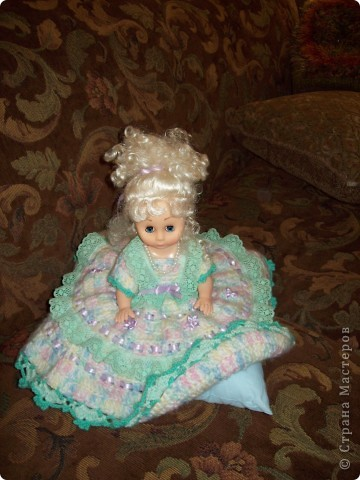 Кукла-подушка