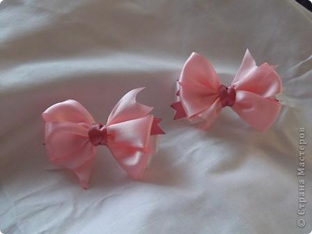 Вот такая розовая парочка для моей племяшки фото 1