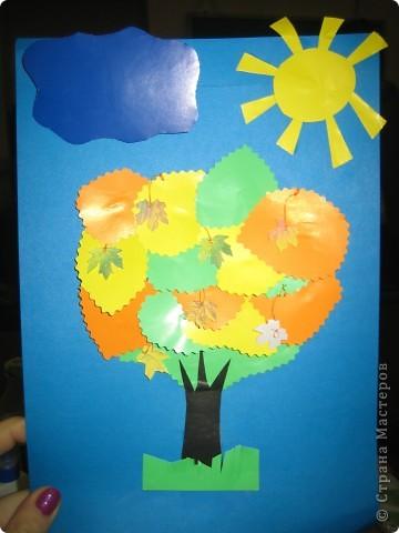 Работа делалась на дисциплину логопедия=)) На развитие речевого и не речевого дыхания)) Пример: Подуй на листочки сильно,ка сильный ветер,или изобрази слабый ветерок))  Вдохновитель IrinaPK фото 1