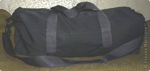 Здесь был МК по шитью сумки из старых джинс, вот по нему и сшито.  Замечательный МК, простой и понятный фото 1
