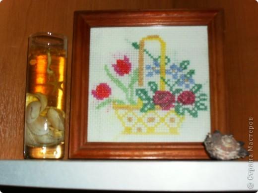 Корзиночка с цветочками