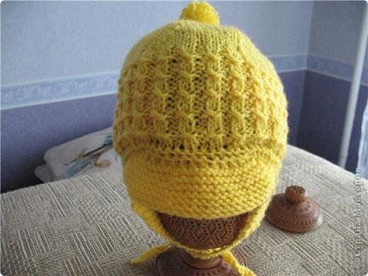 Еще шапочка фото 2