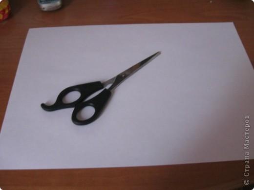 Всем Привет вот такой стаканчик мы сегодня будем делать и это очень легко для работы нам понадобится желательно лист бумаги А4 и ножницы фото 2