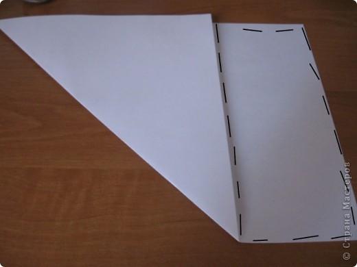 Всем Привет вот такой стаканчик мы сегодня будем делать и это очень легко для работы нам понадобится желательно лист бумаги А4 и ножницы фото 3