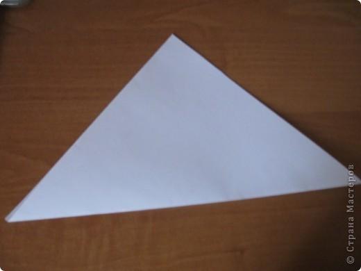 Всем Привет вот такой стаканчик мы сегодня будем делать и это очень легко для работы нам понадобится желательно лист бумаги А4 и ножницы фото 4
