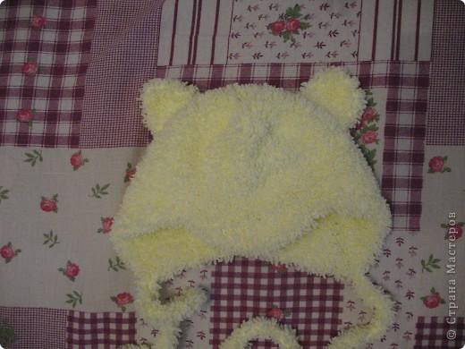 Всем известная шапочка-мышка фото 1