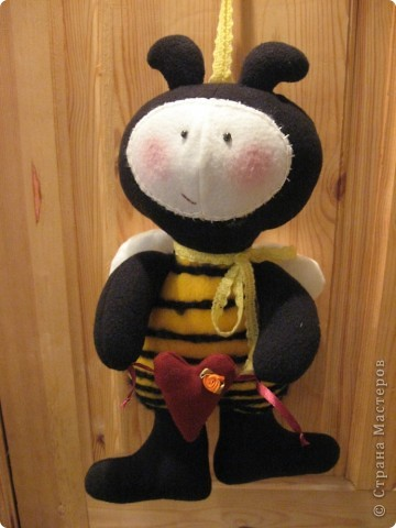 Здравствуйте, все-все-все!!! Сегодня я вас знакомлю со своим новым дружочком-это Пчёла!  Познакомьтесь!!! фото 7