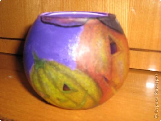 Купила я в магазине такую вот вазочку фото 3