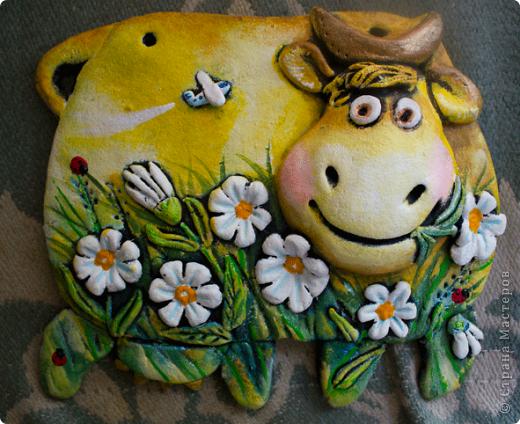 Летняя корова фото 1