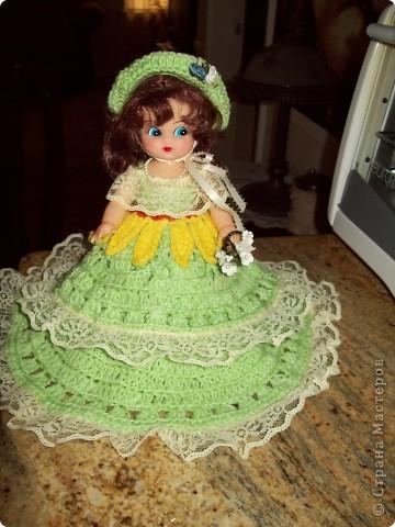 Куклы-шкатулочки фото 6