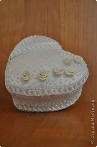 Свадебная шкатулка и бокалы фото 4
