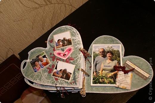 Подарок своими руками родителям на 25 лет совместной жизни