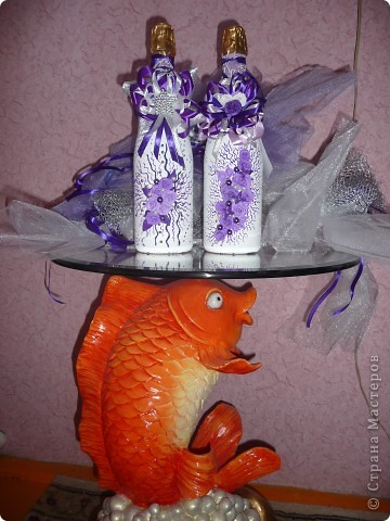 Фиолетовые...и новый столик для фотосессий)))) фото 1