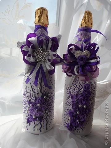 Фиолетовые...и новый столик для фотосессий)))) фото 2