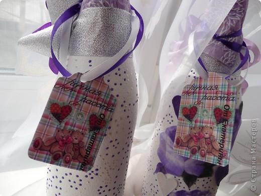 Фиолетовые...и новый столик для фотосессий)))) фото 3