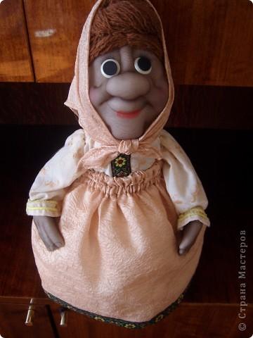 Бабушка Ладушка
