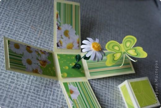Как сделать поделки из бумаги на день рождения маме шкатулку з бумаги