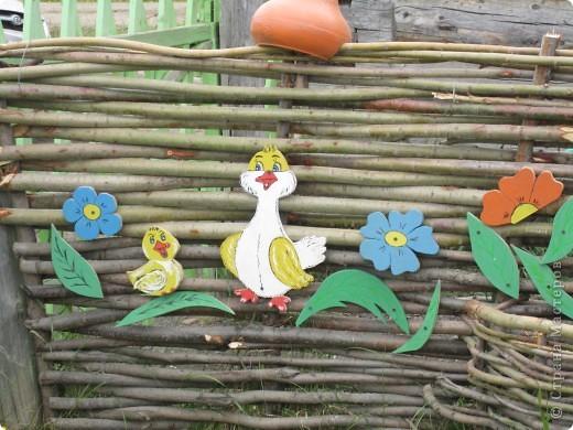 украшение детской площадки фото 2