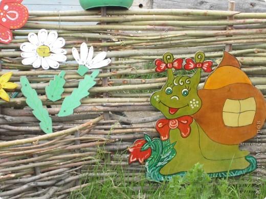 украшение детской площадки фото 4