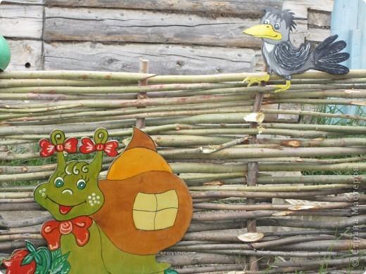украшение детской площадки фото 5