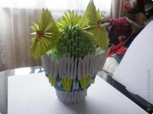 Вот такой кактус у меня получился!!!! фото 3