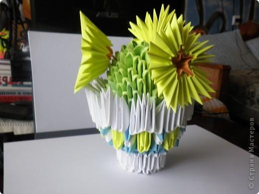 Вот такой кактус у меня получился!!!! фото 2