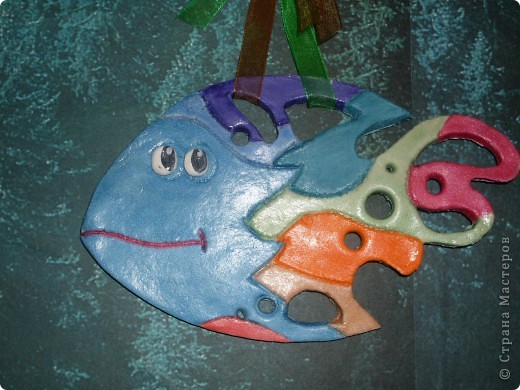 Рыбки повторюшки. извените за качество фото. фото 2