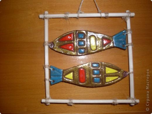 Рыбки повторюшки. извените за качество фото. фото 3