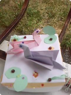 Со стороны розового лебедя! фото 3