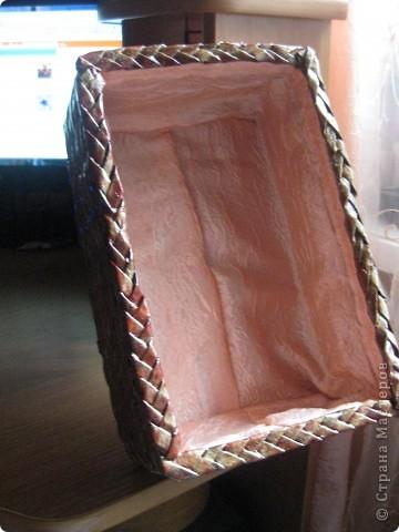 коробочка для рукоделия фото 6