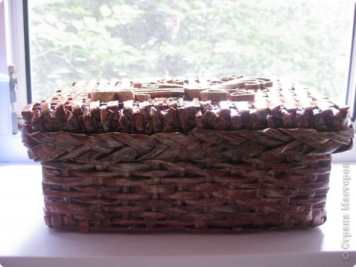 коробочка для рукоделия фото 2