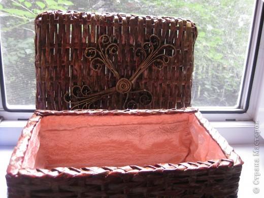 коробочка для рукоделия фото 3