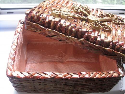 коробочка для рукоделия фото 4