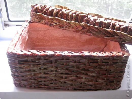 коробочка для рукоделия фото 5