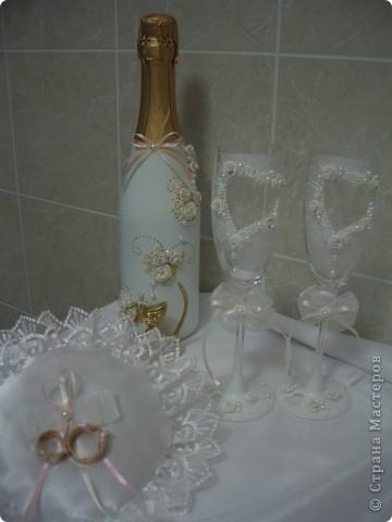 Свадебный набор. фото 2