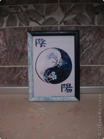 Картину нарисовала акриловыми красками в подарок на день рождения -племянику. И она уже заняла достойное место на стенке. фото 4