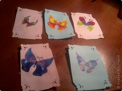 """""""АТС бабочки"""" фото 1"""