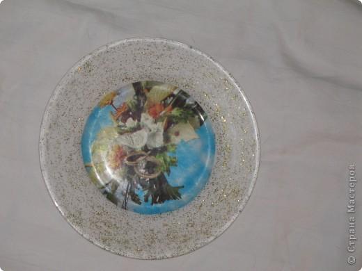 Моя первая тарелочка фото 3