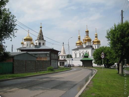 А теперь приглашаю вас посмотреть Свято-Троицкий мужской монастырь. фото 1