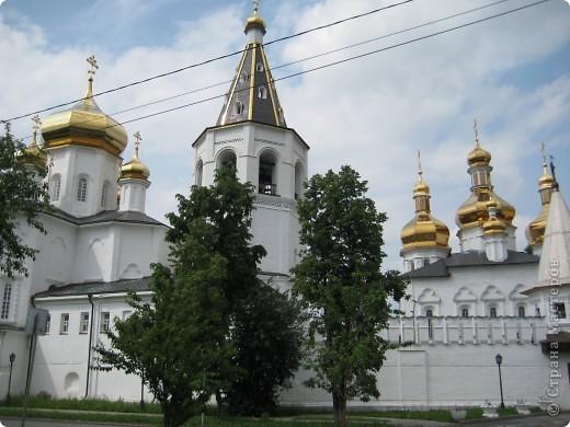 А теперь приглашаю вас посмотреть Свято-Троицкий мужской монастырь. фото 5