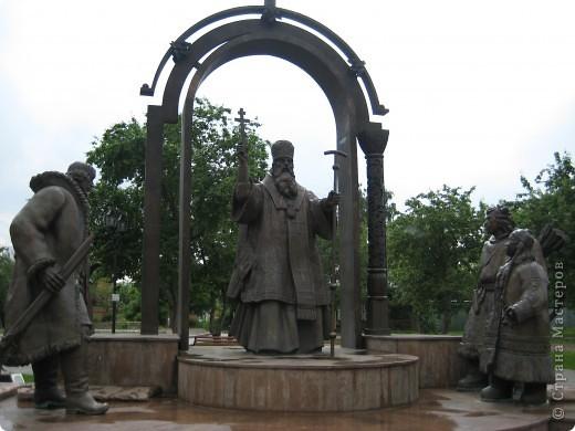 А теперь приглашаю вас посмотреть Свято-Троицкий мужской монастырь. фото 2