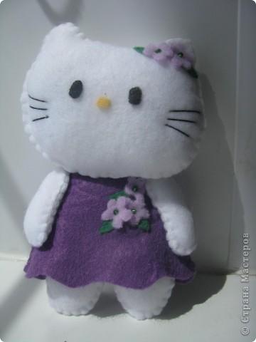 Это подарок любимой подруге на день рождения. Она любит Хелло Китти!!!
