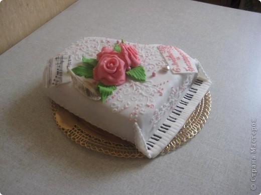 Торт-Рояль фото 1
