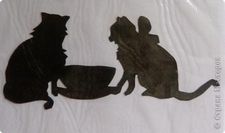 Ночью кот смотрел на звезды фото 4