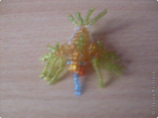 Игрушка Бисероплетение Птица колибри из бисера Бисер фото 1.