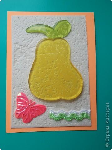 """""""Фруктовая желейка"""" Фрукты желейные. Их можно приспособить на холодильник, ввиде украшения. СЕРИЯ ЗАКРЫТА фото 3"""