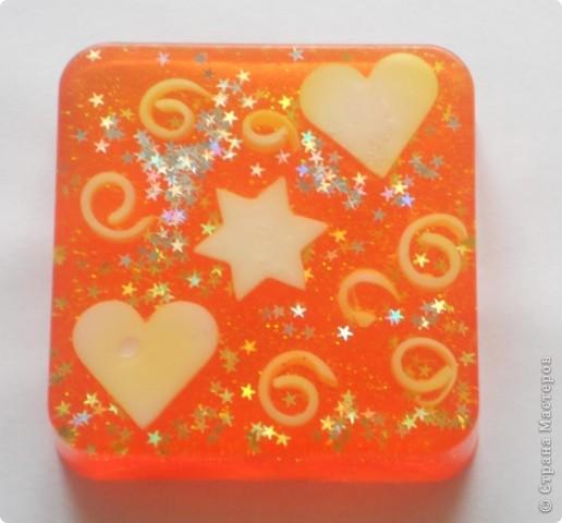 Звездное мыло с ароматом мяты и лайма фото 6